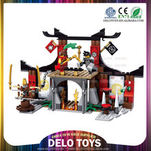 toys educational material building blocks miniature building toy plastic ninja figures DE0203071