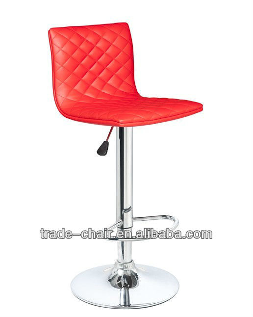 height adjustment bar stool high chair for commercial furniture
