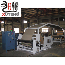 Double sides adhesive tapes hot melt coating machine laminating