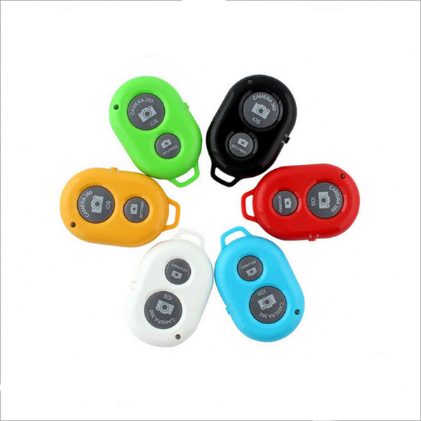 New Product Wireless Bluetooth Camera Remote Shutter for Smartphone