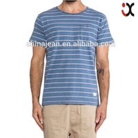 Wholesale Price Striped Pattern T Shirt