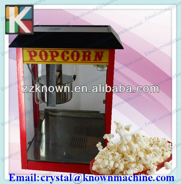 16Oz single pot electric corn flavored popcorn machine