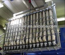 Hot sell UF PVDF material MBR membrane for the water treatment pool with low price