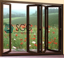 5+5mm 6+6mm 6A/9A/12A spacer double glazed tempered glass for windows