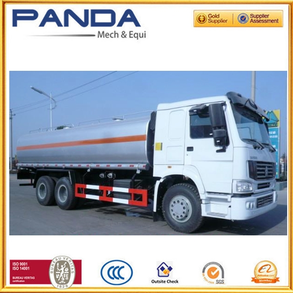 High quality SINOTRUK 6X4 HOWO fuel truck for sale