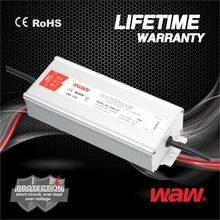 48v 2.1a 100w constant voltage waterproof IP67 LED driver LED power supply for LED strips,display with CE,ROHS approved