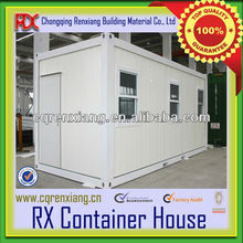 RX Easy Convenient Assemble Prefabricated Kiosk Container