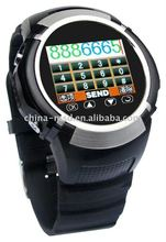 cell phone watch with the support 1.3M pixel camera 2011 hot item