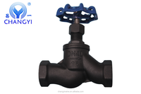WCB S type Globe Valve Female Thread Made In China Lowest Price Factory Price