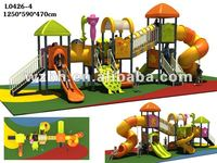 Outdoor Large Customized Playground Equipment Play set BHL0426-4