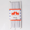 25m Latex Flat Elastic Cord 3mm Wide