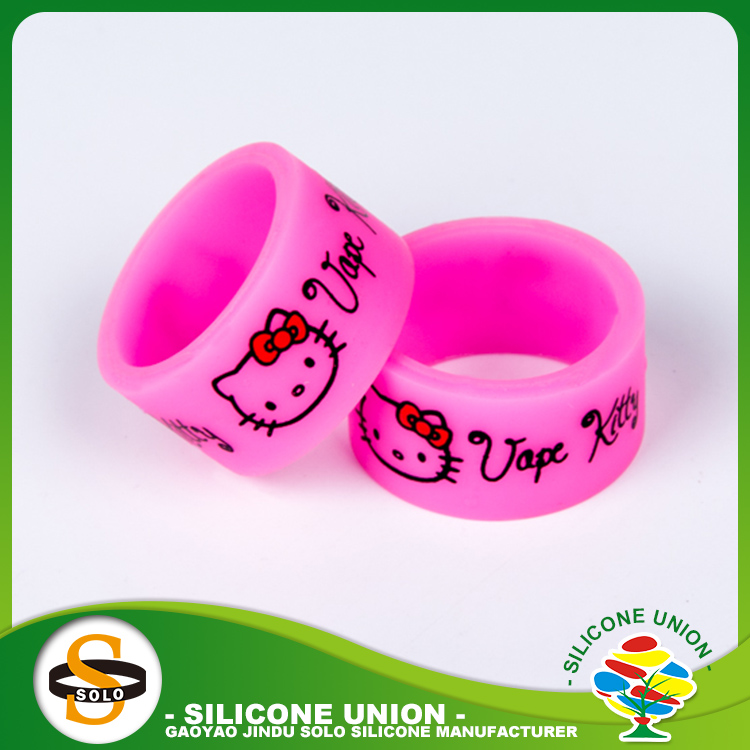 12*2mm cheap silicone wedding ring