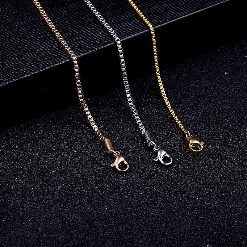 Top Sale Stainless Steel Box Chain,Body Chain For Mens