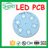 Smart Bes Customized Aluminum PCB For LED Street Light and RGB SMD5050 3528 Square LED PCB
