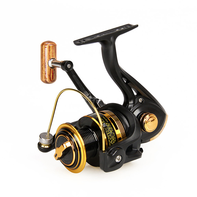 53-0001 Imported Nylon , Rocker Can Swap Saltwater Spinning Fishing Reel Outdoor Sport Fishing Gear MS-3000 Fishing Reel