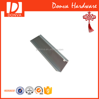 Cnc aluminum parts aluminum extrusion profiles for windows and doors