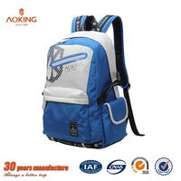 Teenage girls school backpack,nylon school bag ,school bag guangzhou