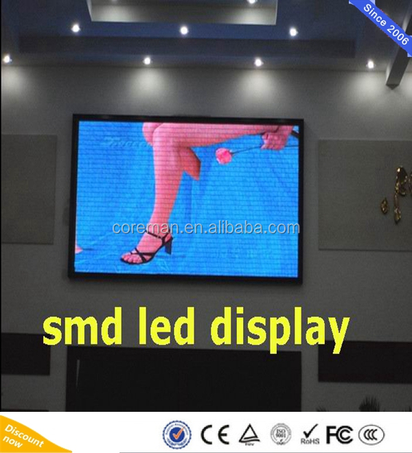 chuanglian power supply screen LED HQ P5 P6 Led Advertising Giant HD stage Screens