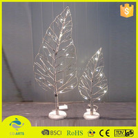 Hot selling beautiful pretty decoration outdoor led tree lights