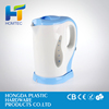 Electrical plastic kettle,electric kettle 0.8l