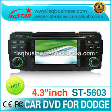 android car radio 1 din player for CHRYSLER GRAND VOYAGER with Bluetooth GPS CD player,ST-5603