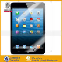 Transparent screen protector for ipad mini ultra screen protector
