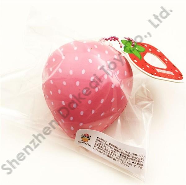 Squishy Quiz : Kawaii Pu Slow Rising Squishy Strawberry Squishies Toys - Buy Kawaii Squishy,Strawberry ...