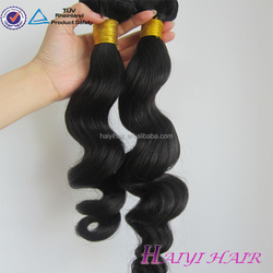 2016 factory price wholesale 7A grade top quality 100% Indian remy human hair human hair weaving wholesale indian hair in