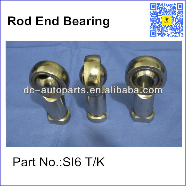 Rod End <strong>Bearing</strong> SI 6 T/K M6X1.0 Rod End Joint <strong>Bearing</strong>