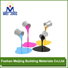environment friendly new material in construction printing ink mosaic manufacture