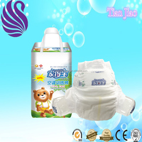 Hot Sale Cheap Disposable sleepy wetness indicator Baby Diapers Facory