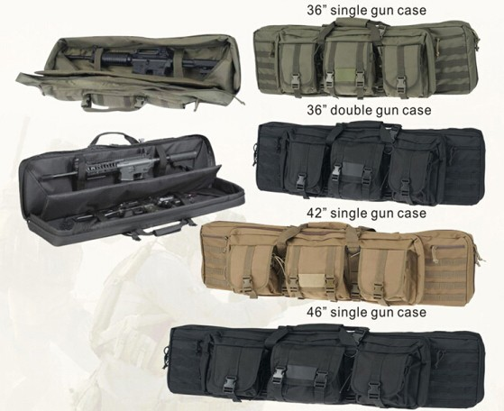 Cordura Gun Cases Tooling Bags