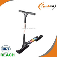 2015 New ski scooter,popular kids snow scooter and hot sale children ski scooter-FUNSHION