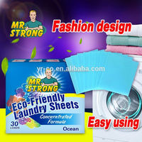 High quality laundry sheets to remove tough stains