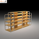 MINISO Shelf supermarket wooden display shelf for store shelving