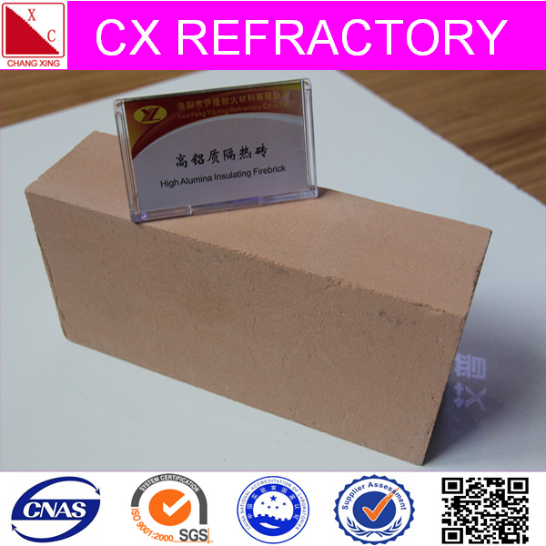 Reliable quality refractory brick used for sale