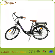 250W City bike cheap e bike for woman