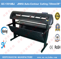 Automatic Registration Mark contour cutter plotter machine with U-disk