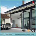 Custom Size Aluminium Glass Door,Exterior Sliding Glass Door Design 5743