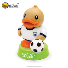 B.Duck wholesale custom cute football player action figures