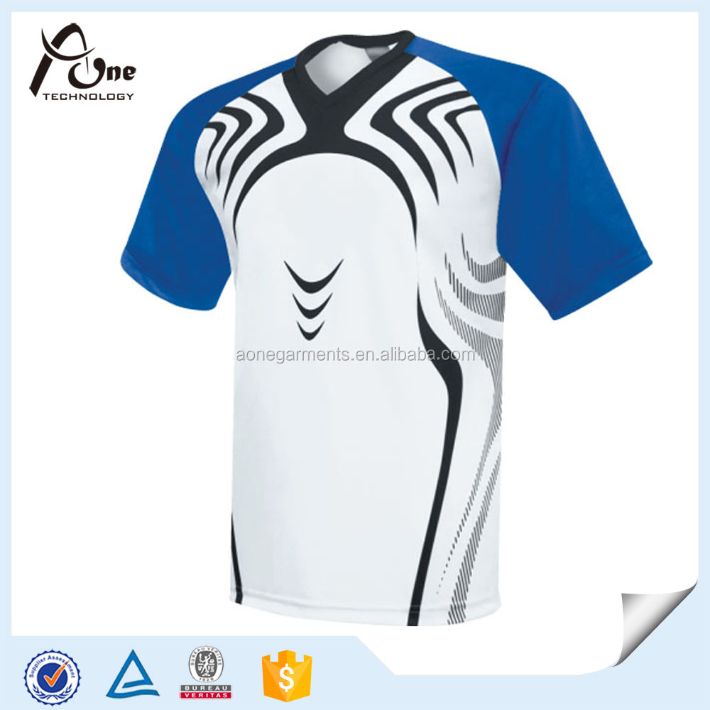 Club Team Short Sleeve Men Cheap Wholesale Soccer Jerseys