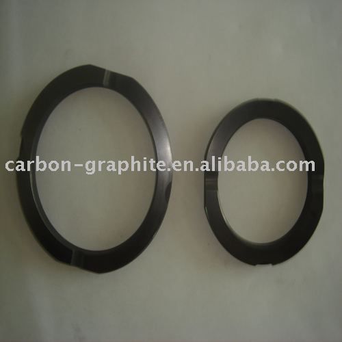 resin machined seal graphite ring