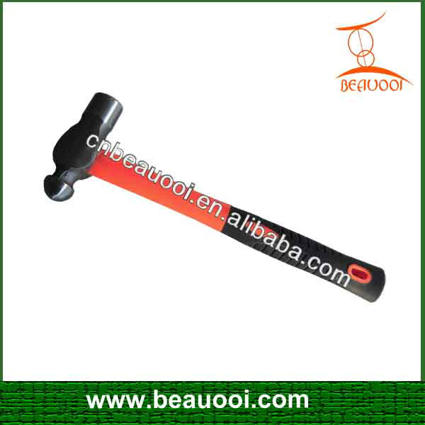 fiberglass handle ball pein hammer