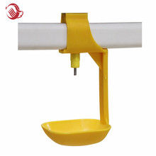 Poultry chicken automatic water nipple drinker for birds