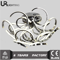 High power smd2835 light source shop gallery led lamp ceiling
