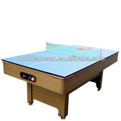 2-in-1 table tennis and bar billiards tables for sale