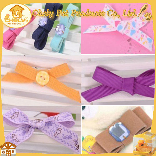 Cheap Pet Grooming Product Dog Hair Bows Dog Accessories Pet Apparel & Accessories