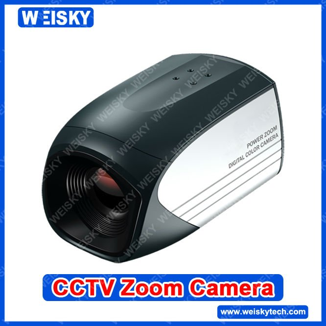 Weisky Sony 480TVL Integrated zoom Camera with 22X zoom