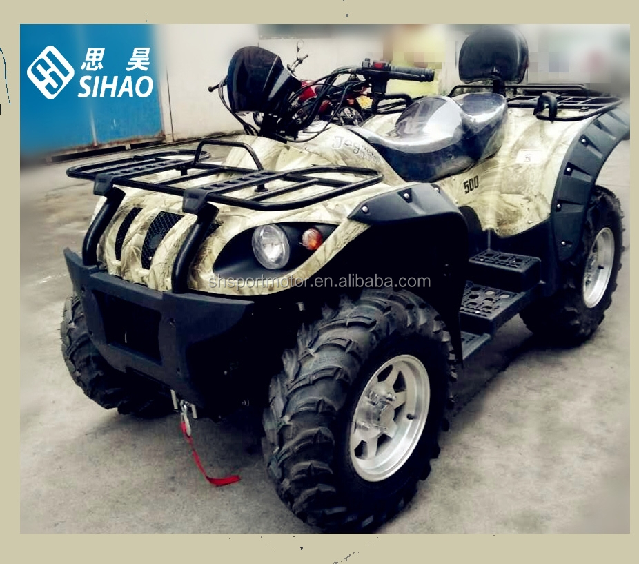 2017 Latest Model ATV 500CC adult ATV Quad Bike Buggy With CE Approval