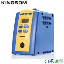 Lead Free ESD Safe Rework Station Soldering , Digital Function Auto Sleep Soldering Station FX-951